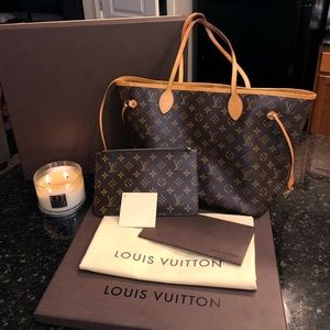 ✨🔥 MINT CONDITION LV NEVERFULL MM EXTRA PICS! 🔥✨